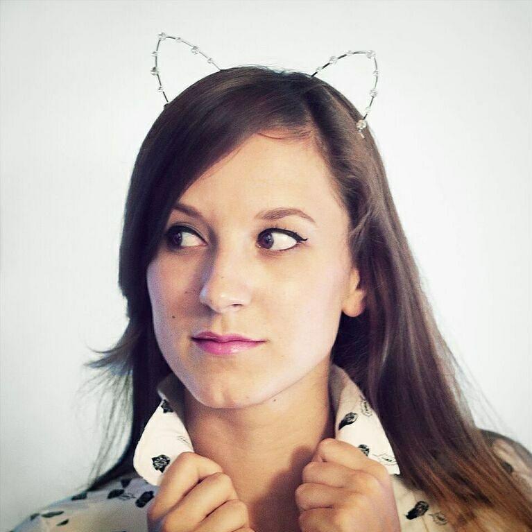 Magdalena Bardalińska Megu Catus Geekus
