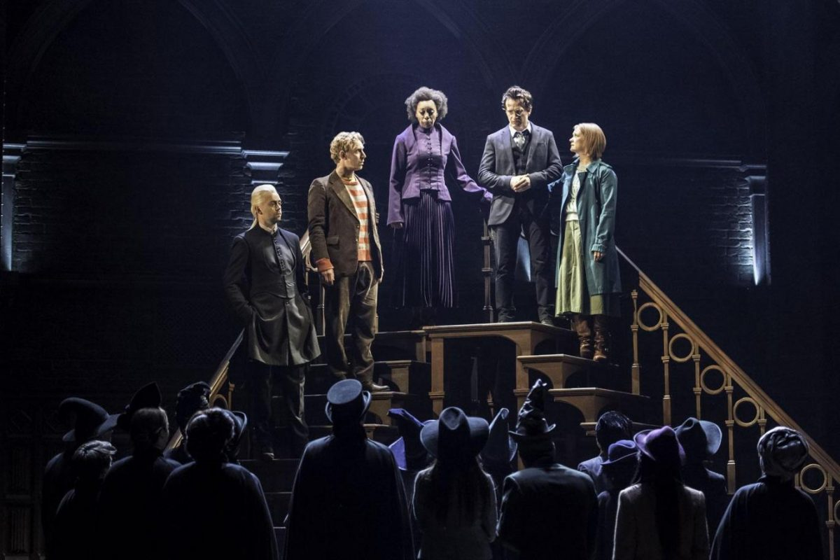 Harry Potter and The Cursed Child - Catus Geekus 2
