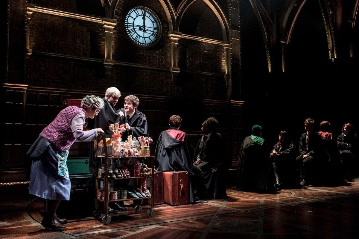 Harry Potter and The Cursed Child - Albus i Scorpius