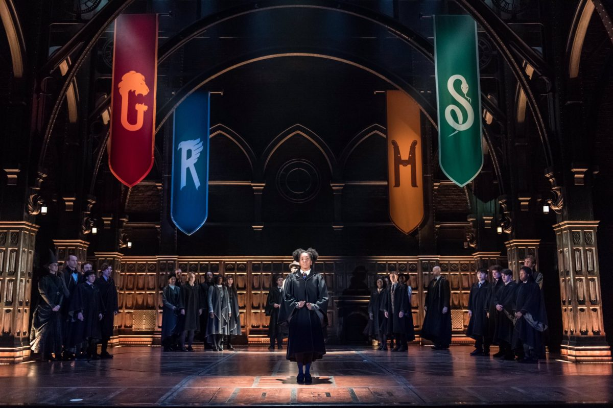 Harry Potter and The Cursed Child - Hogwart