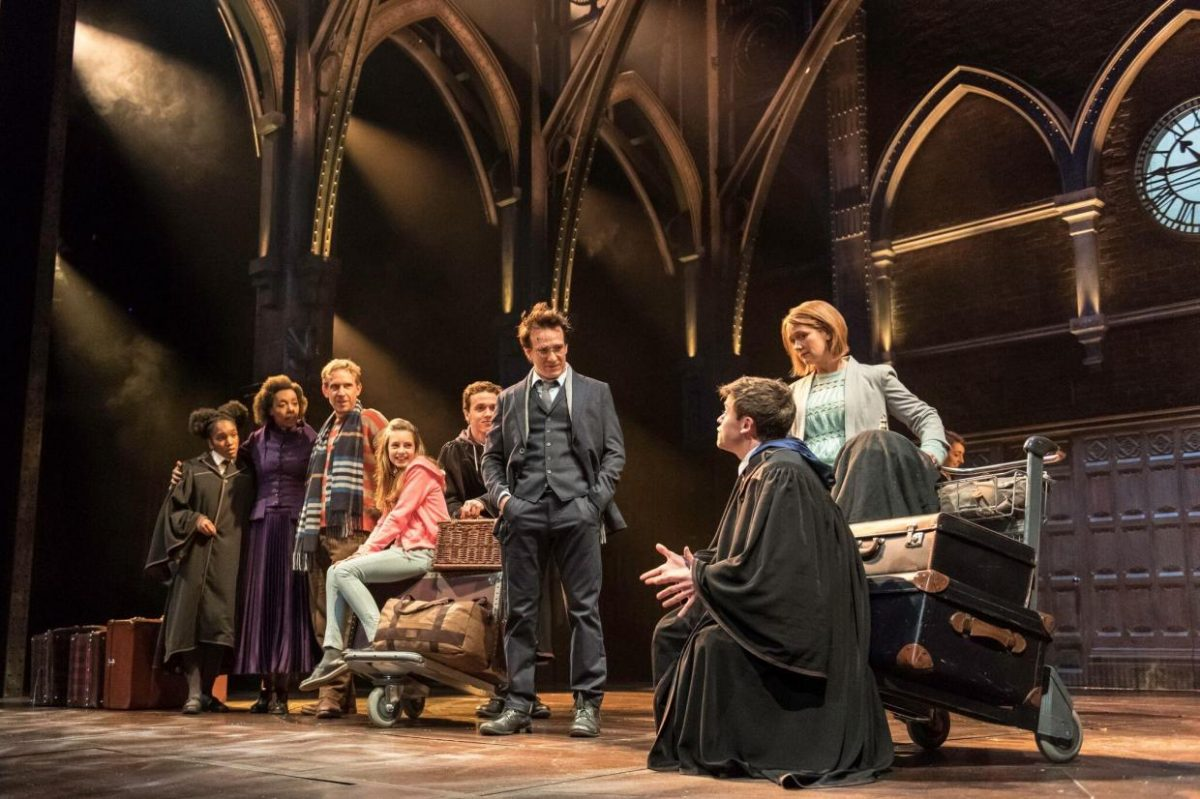 Harry Potter and The Cursed Child - Catus Geekus