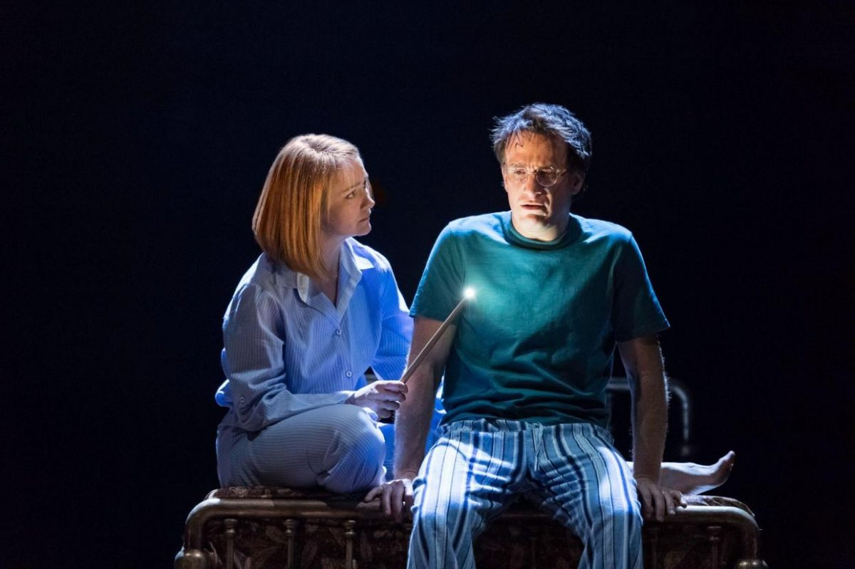 Harry Potter and The Cursed Child - Harry i Ginny