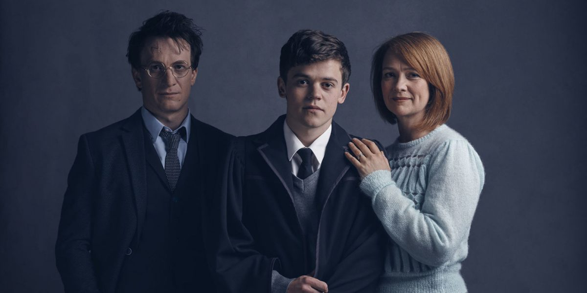Harry Potter and The Cursed Child - Potterowie