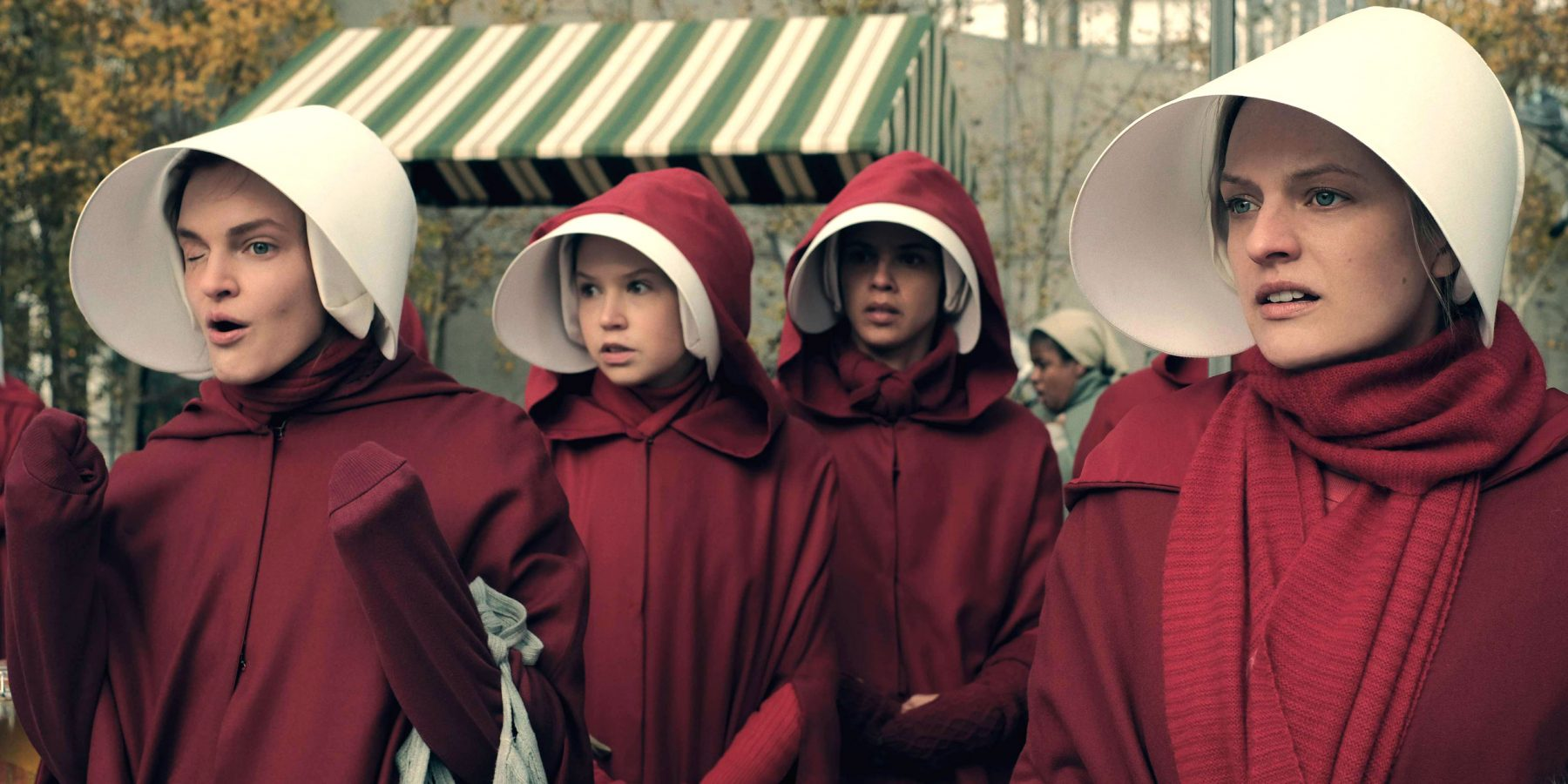confederate hbo handmaid's tale