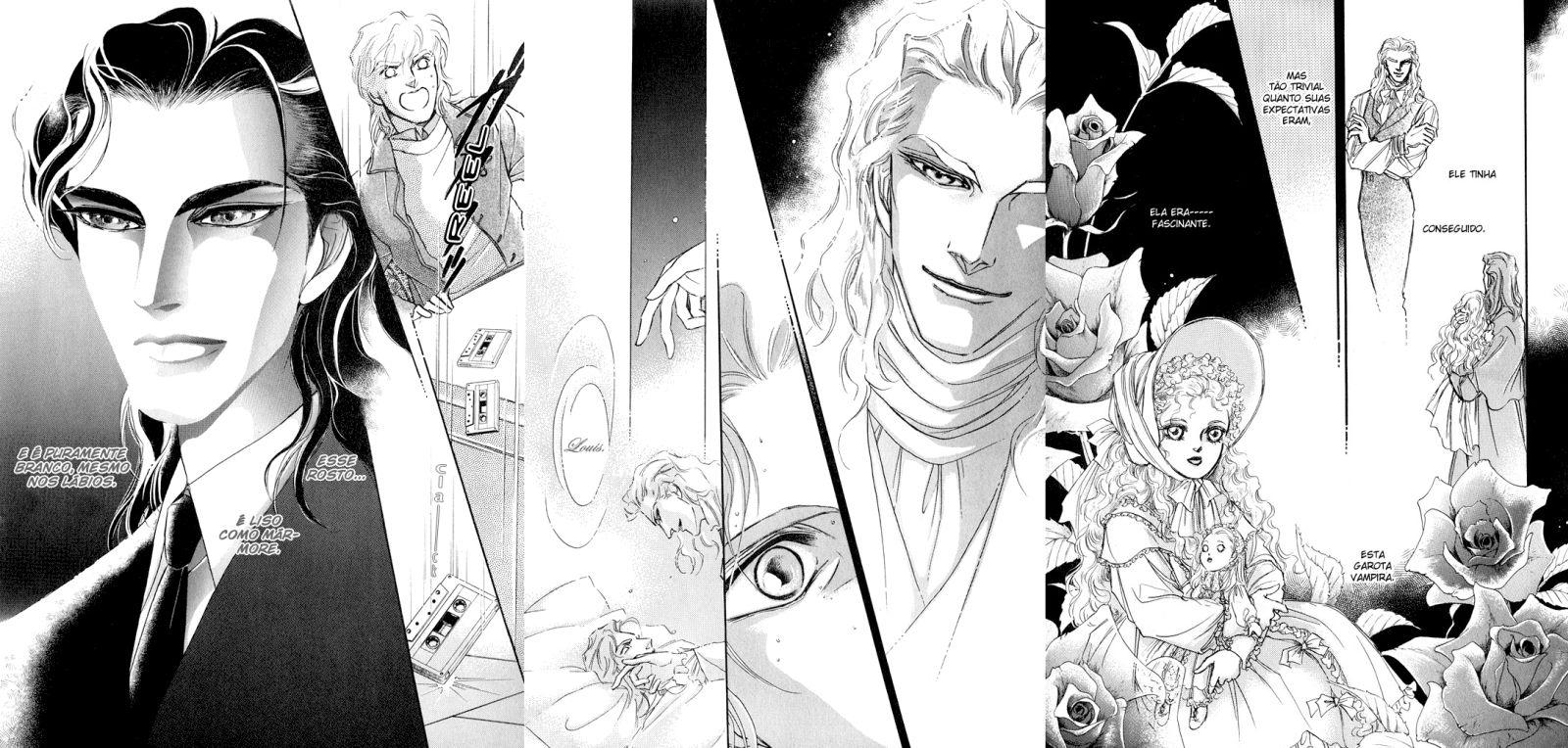 wywiad z wampirem manga