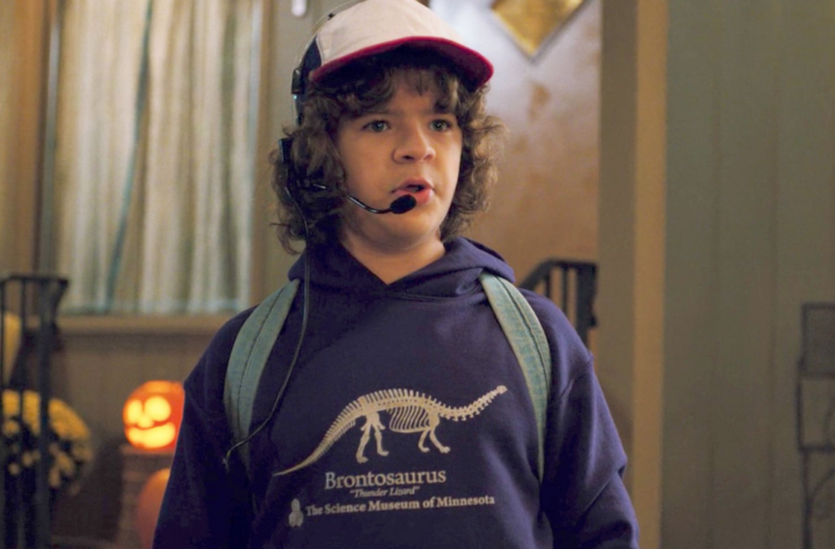 Stranger Things 2 recenzja Dustin